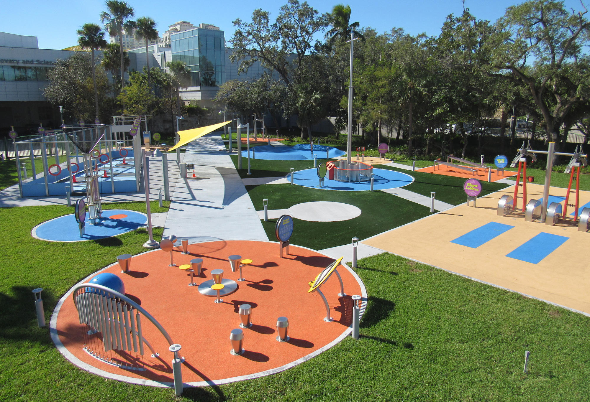 Science Park Takes Adventure Outside At Fort Lauderdale U0026 39 S