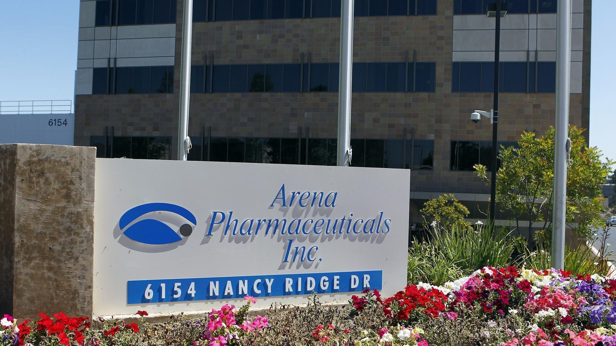 Arena Pharmaceuticals Picture
