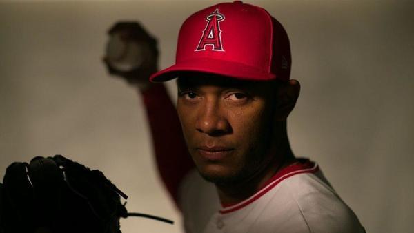 JC Ramirez has made his way into Angels
