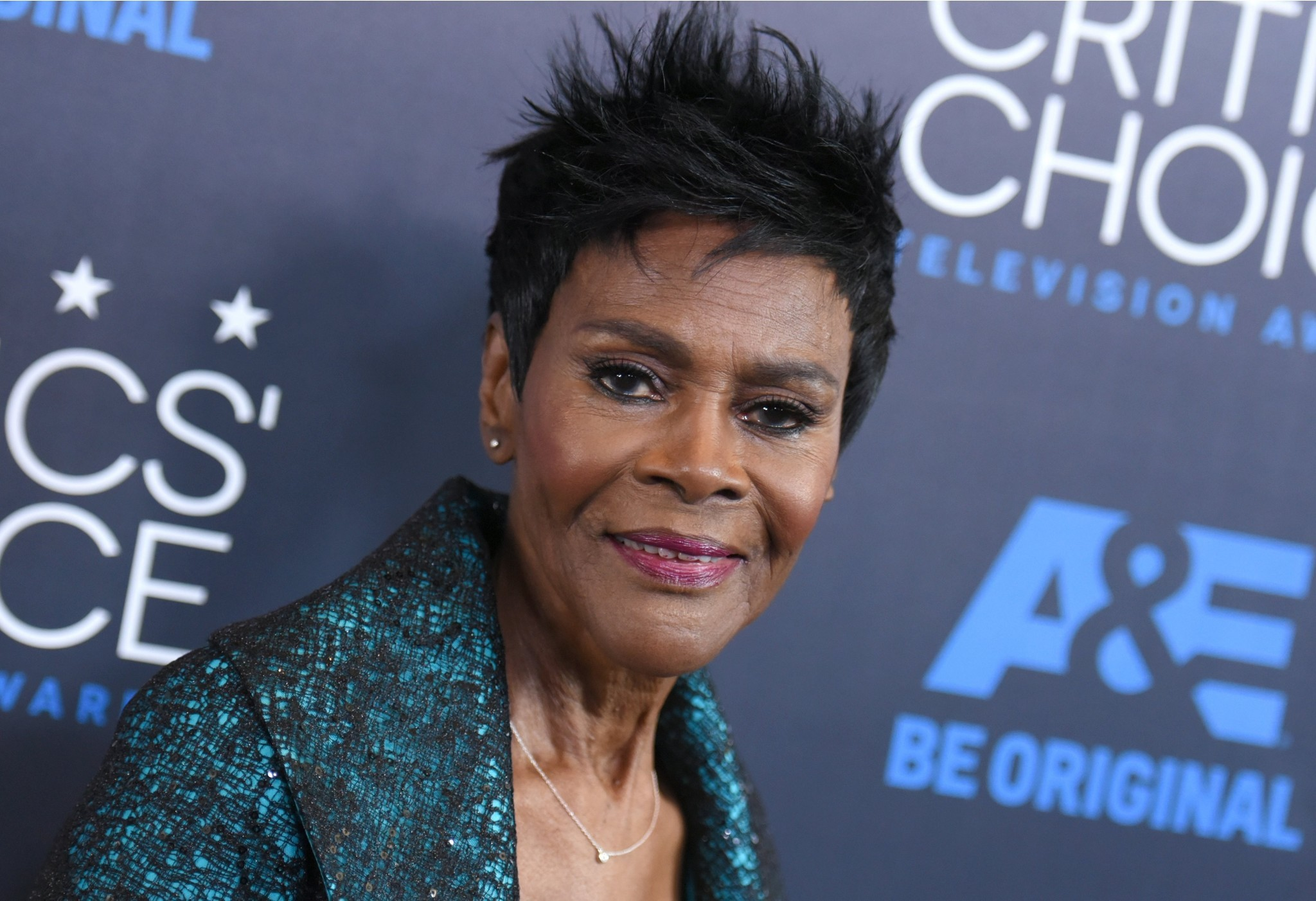 Cicely Tyson will be honored in April with a hand-and-footprint ceremony at the TCM Classic Film Festival. (Richard Shotwell / Invision/Associated Press)