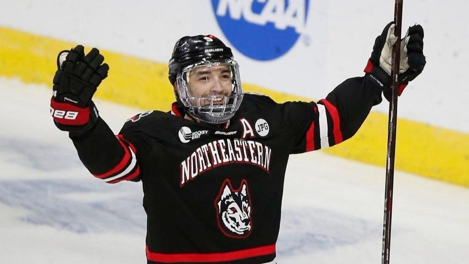 Hockey East: Dylan Sikura Signs With Blackhawks, Will Join Team Immediately