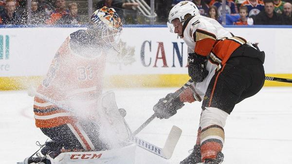Hampus Lindholm Finishes Late Comeback, Ducks Beat Oilers 5-4 In Overtime