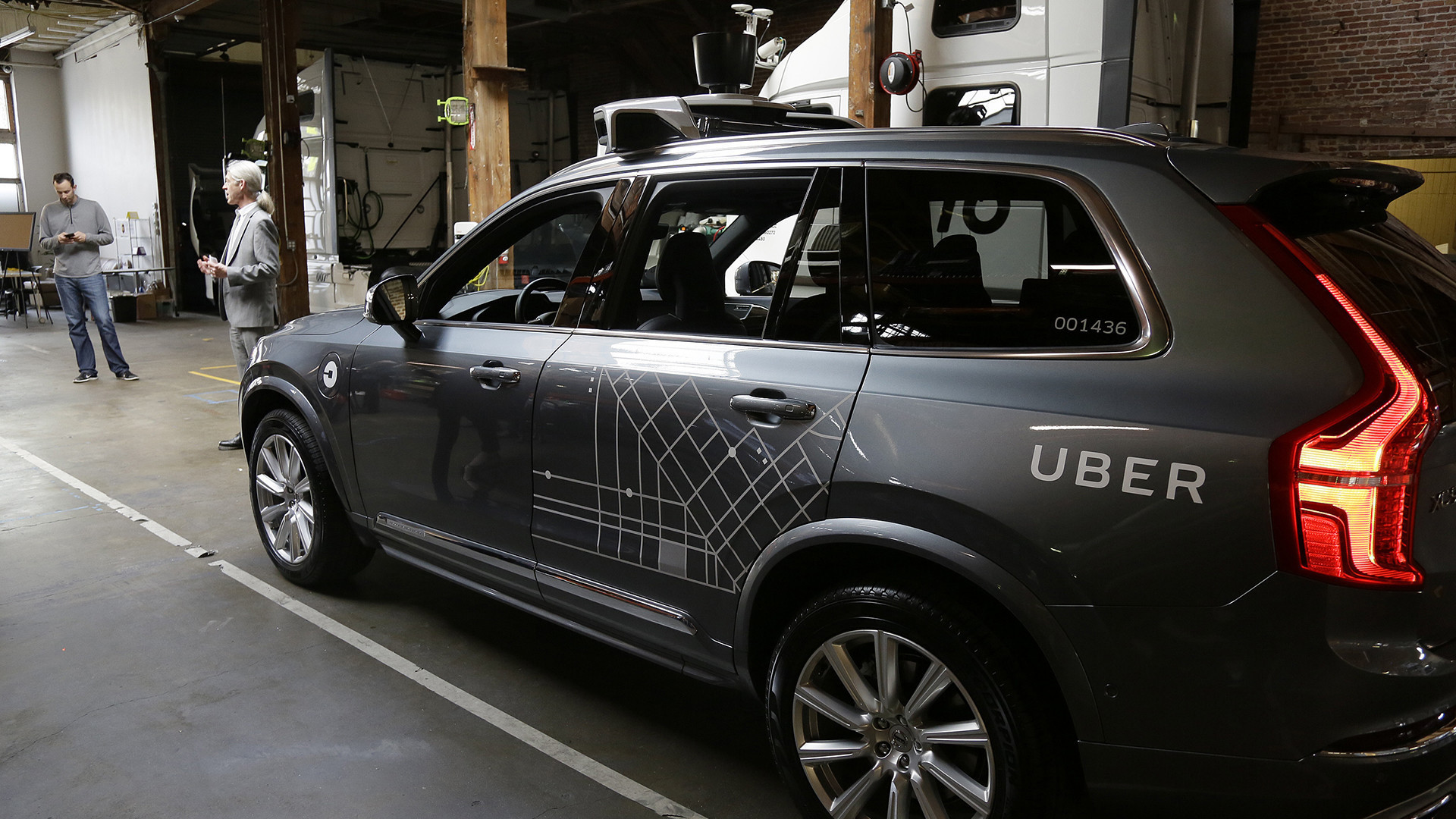 Arizona Government Suspends Uber's Self Driving Cars from Roads