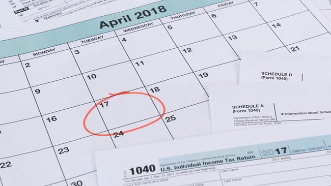 Tax Preparation Under The New Tax Plan La Jolla Light