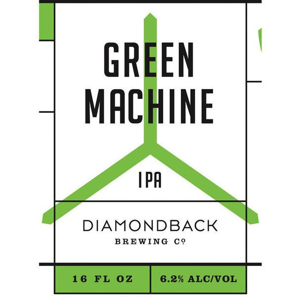 Green Machine logo