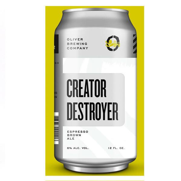 Creator/Destroyer logo