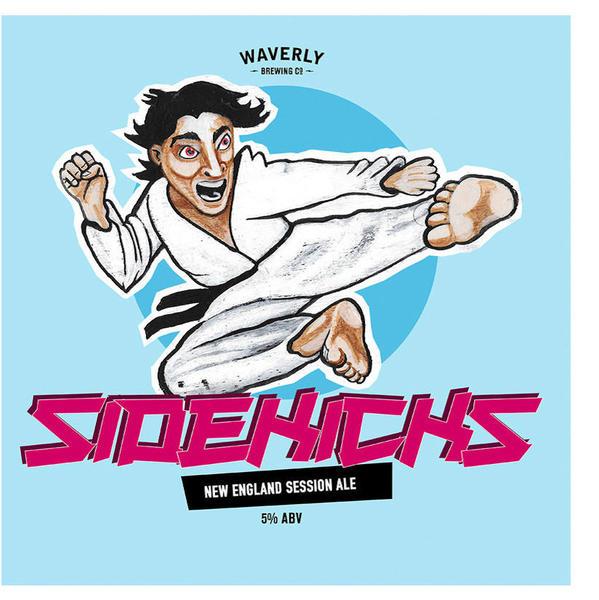 Side Kicks logo