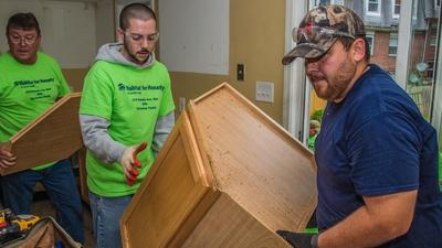 Habitat for Humanity offers seventh zero interest mortgage home for working family in Carroll County
