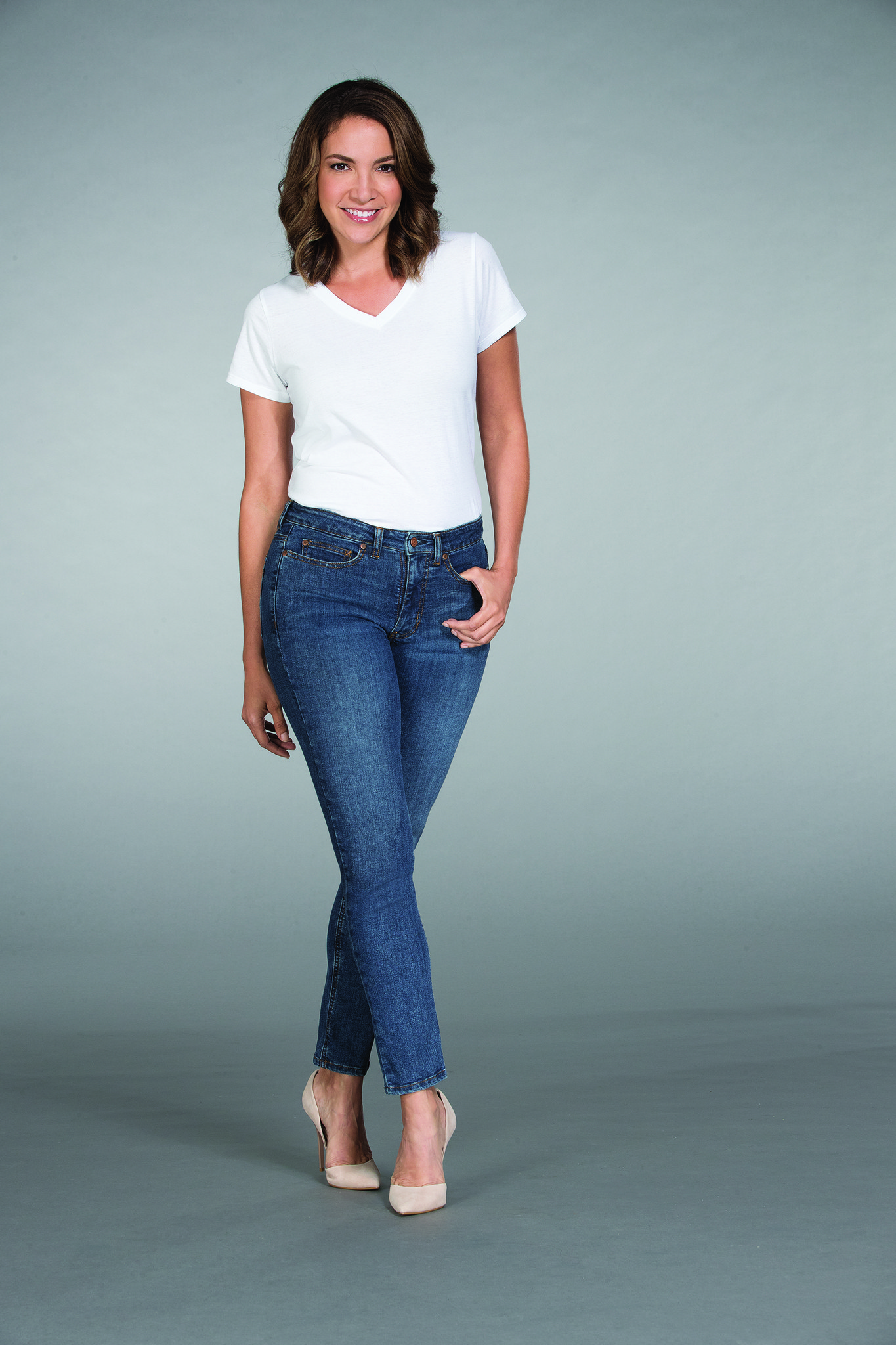 New denim shape wear from workwear brand Dickies.