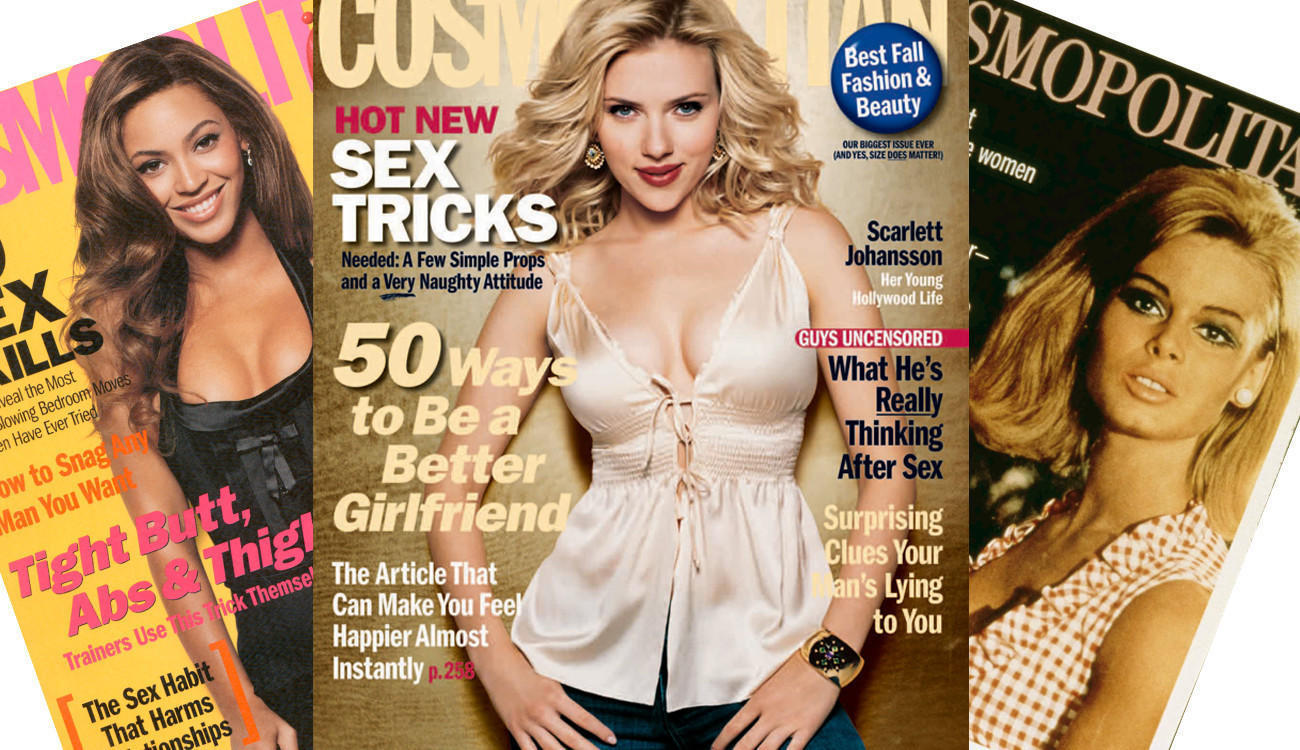 Walmart pulls Cosmopolitan from checkout aisles after pressure from ...