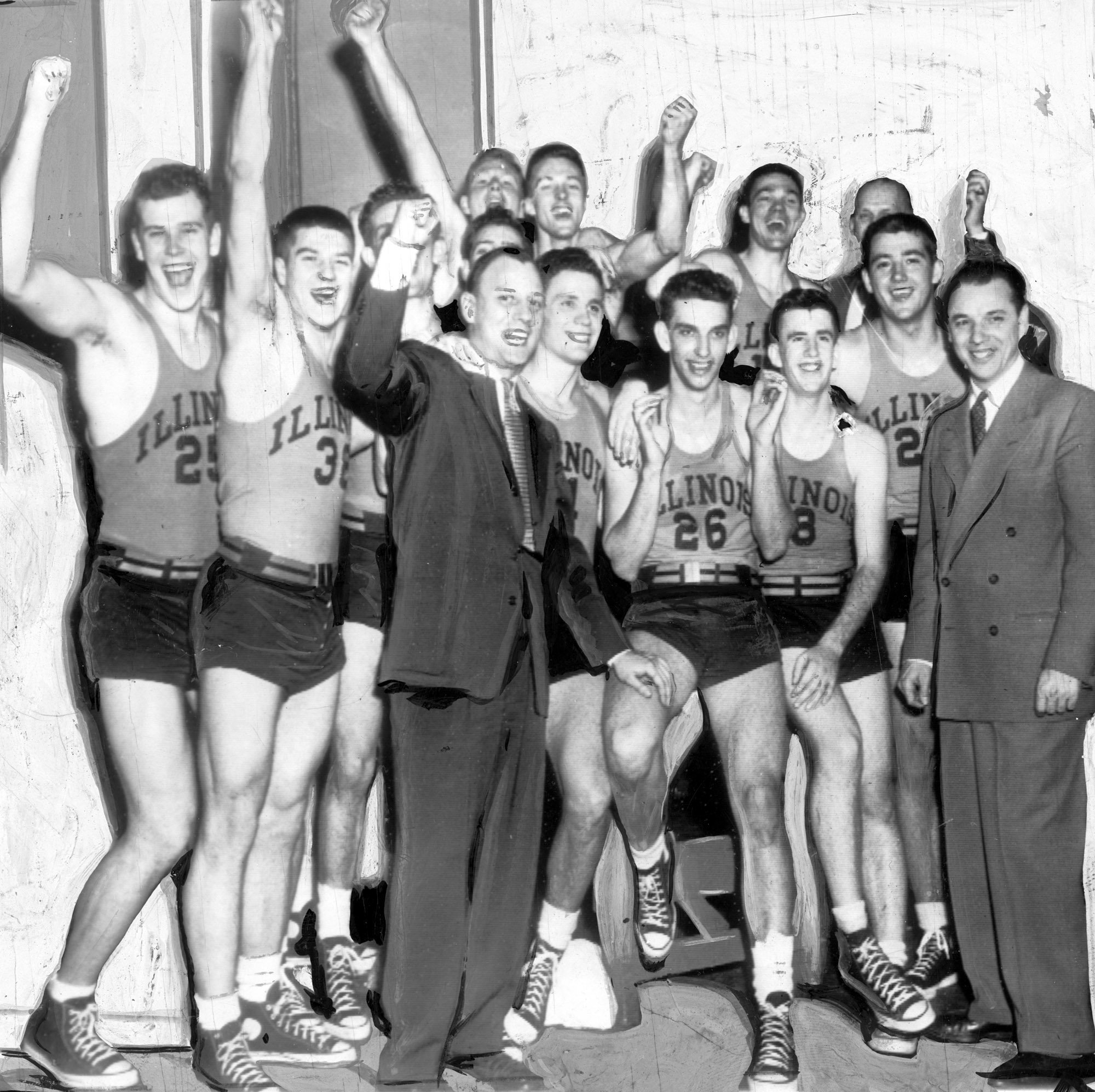 Other Team Sports: Loyola's Predecessors: The 10 Other Final Four Teams From