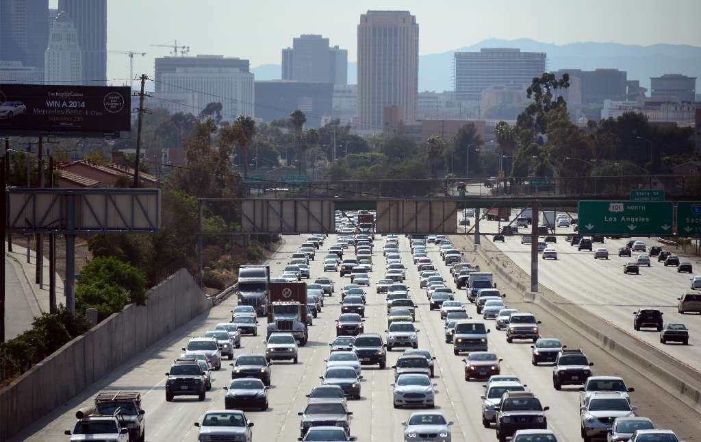 California car emissions