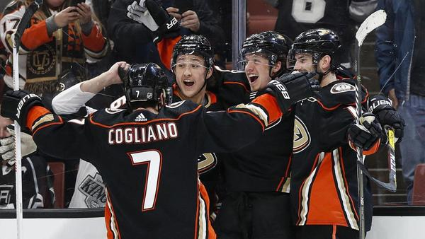Ducks Beat Kings With Complete-game Effort They Hope Is Blueprint For Rest Of Season