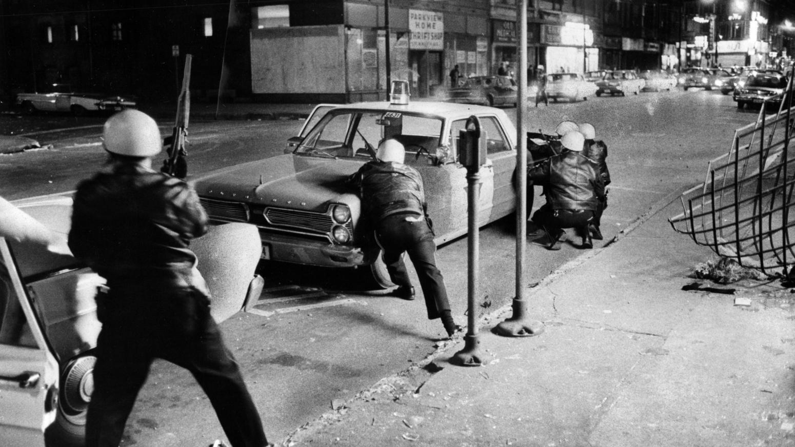 Memories of the 1968 King riots, a story we would rather forget
