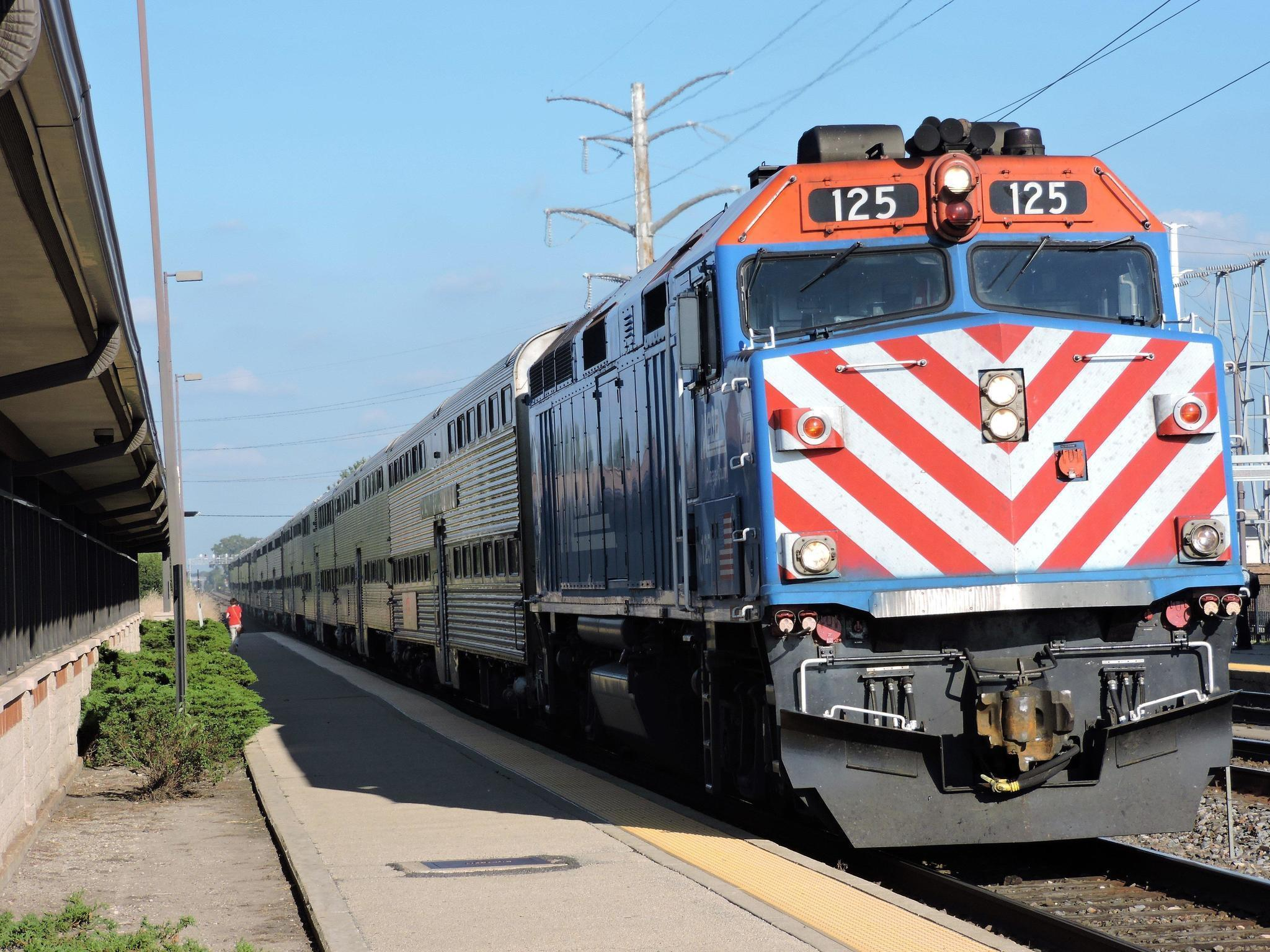 public input sought on switching metra schedule to make trains safer