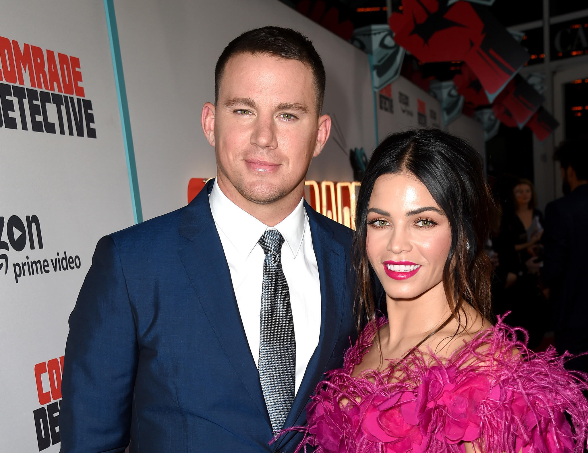 Channing Tatum, Jenna ... Channing Tatum Girlfriend