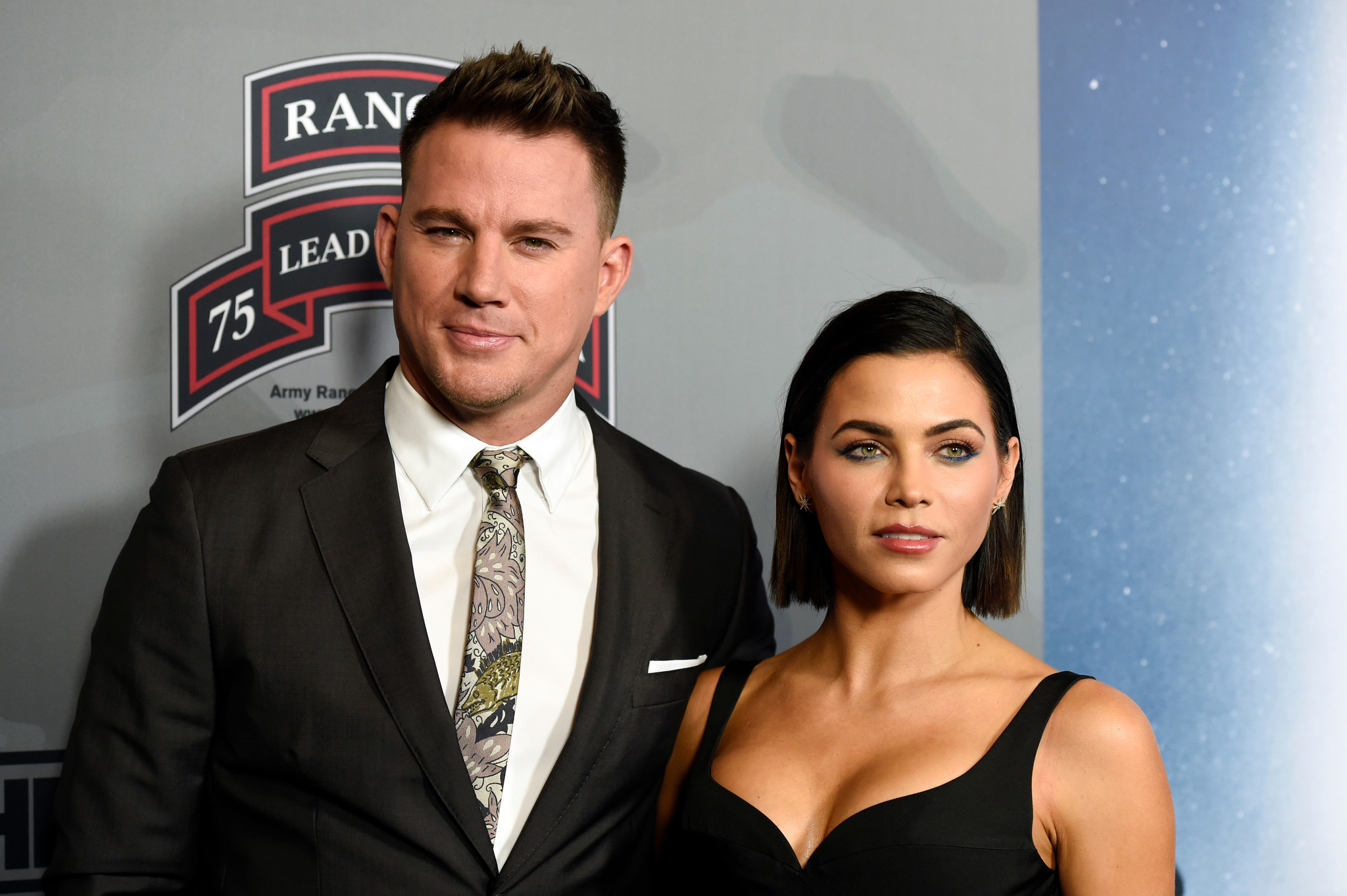 Image result for channing tatum and wife