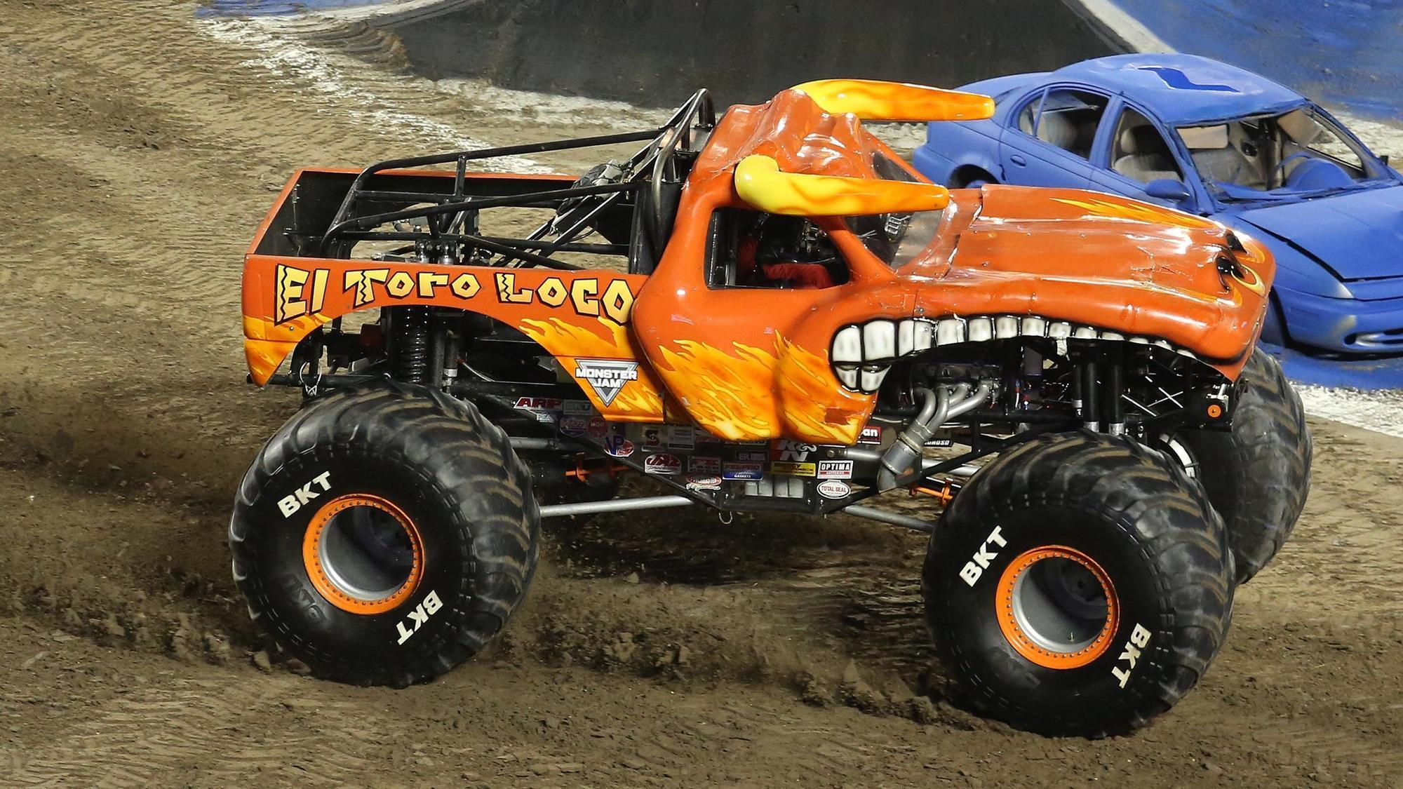 Monster Jam expands to Triple Threat level - Orlando Sentinel