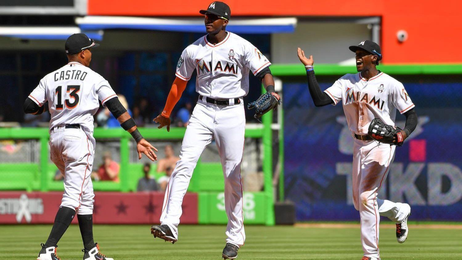 Fl-sp-miami-marlins-homestand-review-wed-20180404