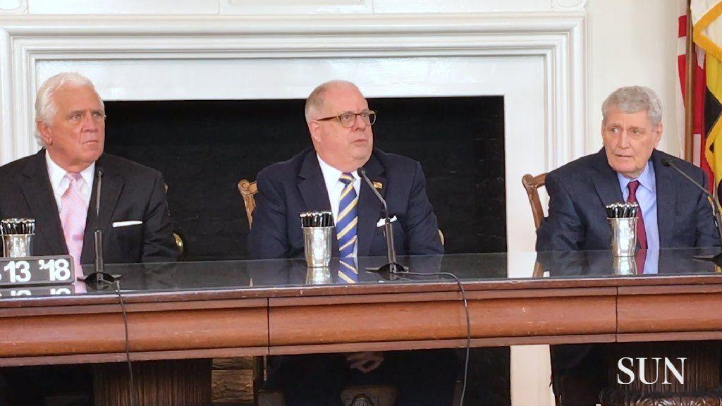 Larry Hogan opposes Trump rollback of car emissions standards