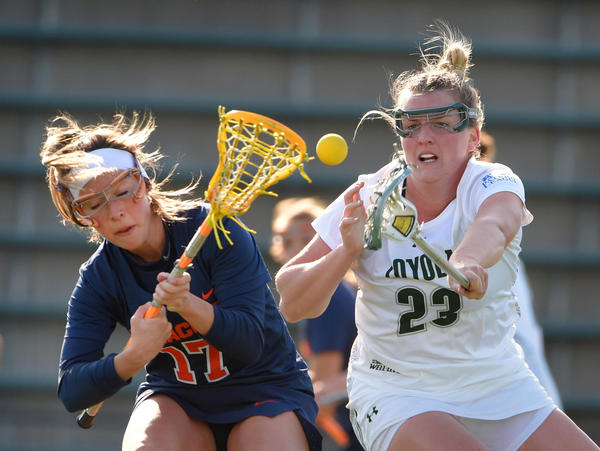 Lessons continue for No. 6 Loyola Maryland women's lacrosse as No. 18 Syracuse ends its winning streak