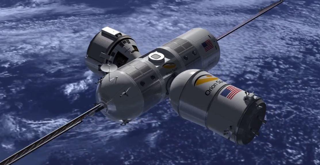Земляне смогут отдохнуть в космосе уже в 2022 году . Частная американская компания построит отель на орбите | Изображение 3