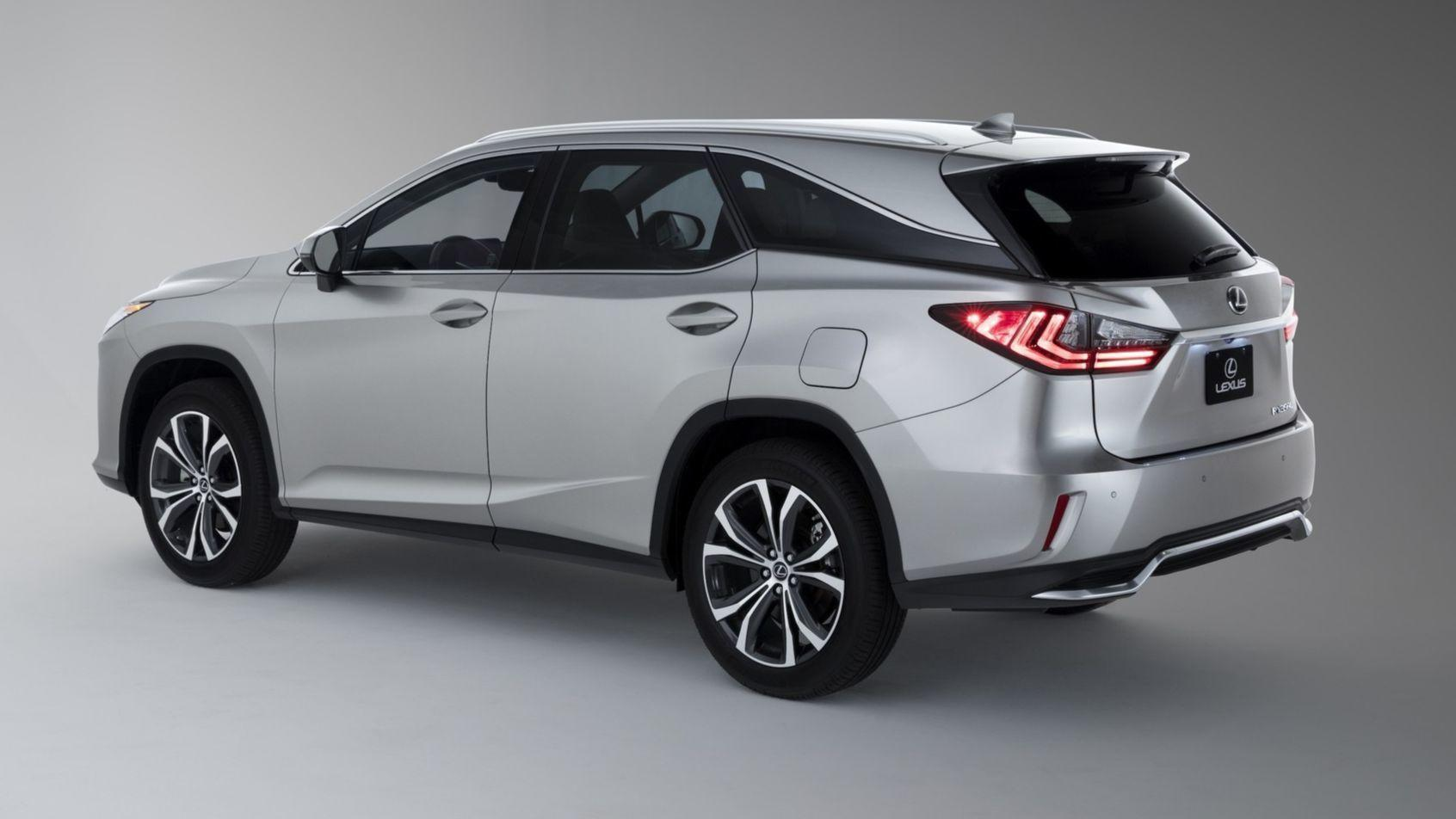 2018 Lexus RX 350L: The 3-row prescription for family travel - The