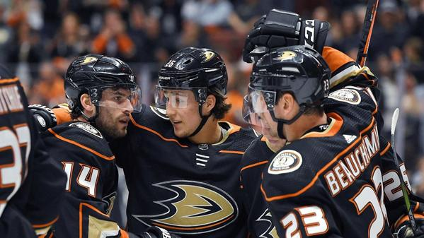 Ducks Leapfrog Kings With Win Over Stars
