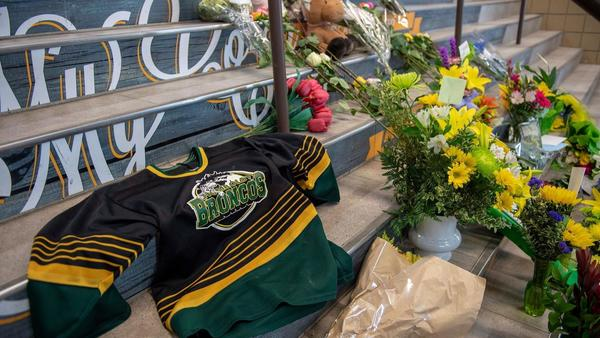 Ducks' Thoughts Are With Victims Of Junior Hockey Bus Crash In Humboldt, Canada