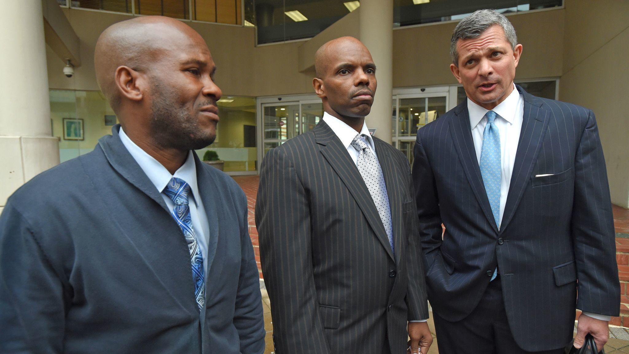 Manslaughter conviction overturned for man arrested by corrupt Baltimore Gun Trace Task Force officer