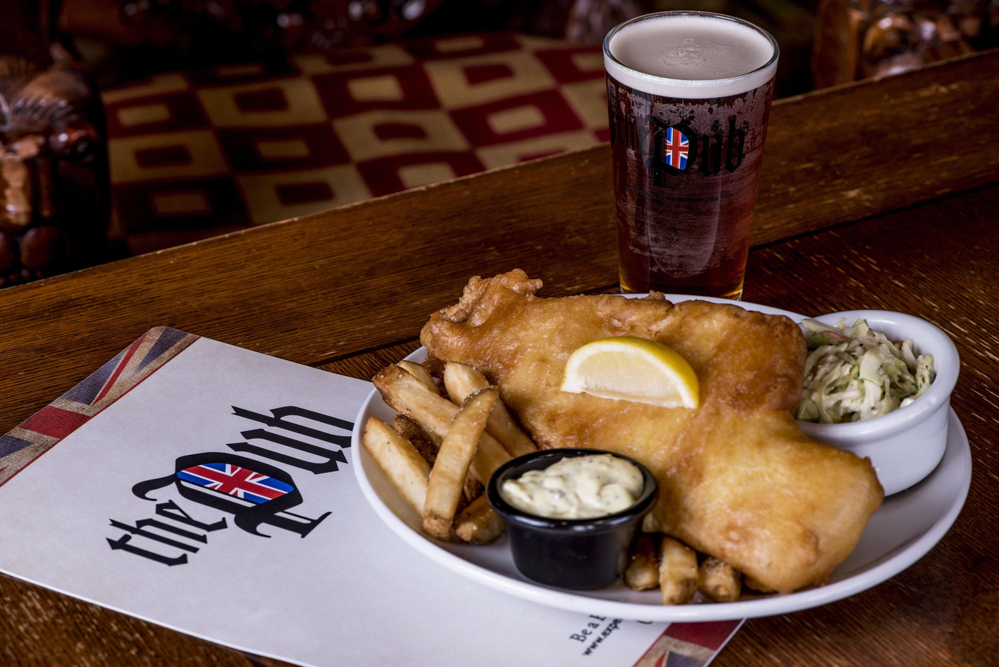 Best fish and chips in the U.S.? The Pub in Pembroke Pines ...