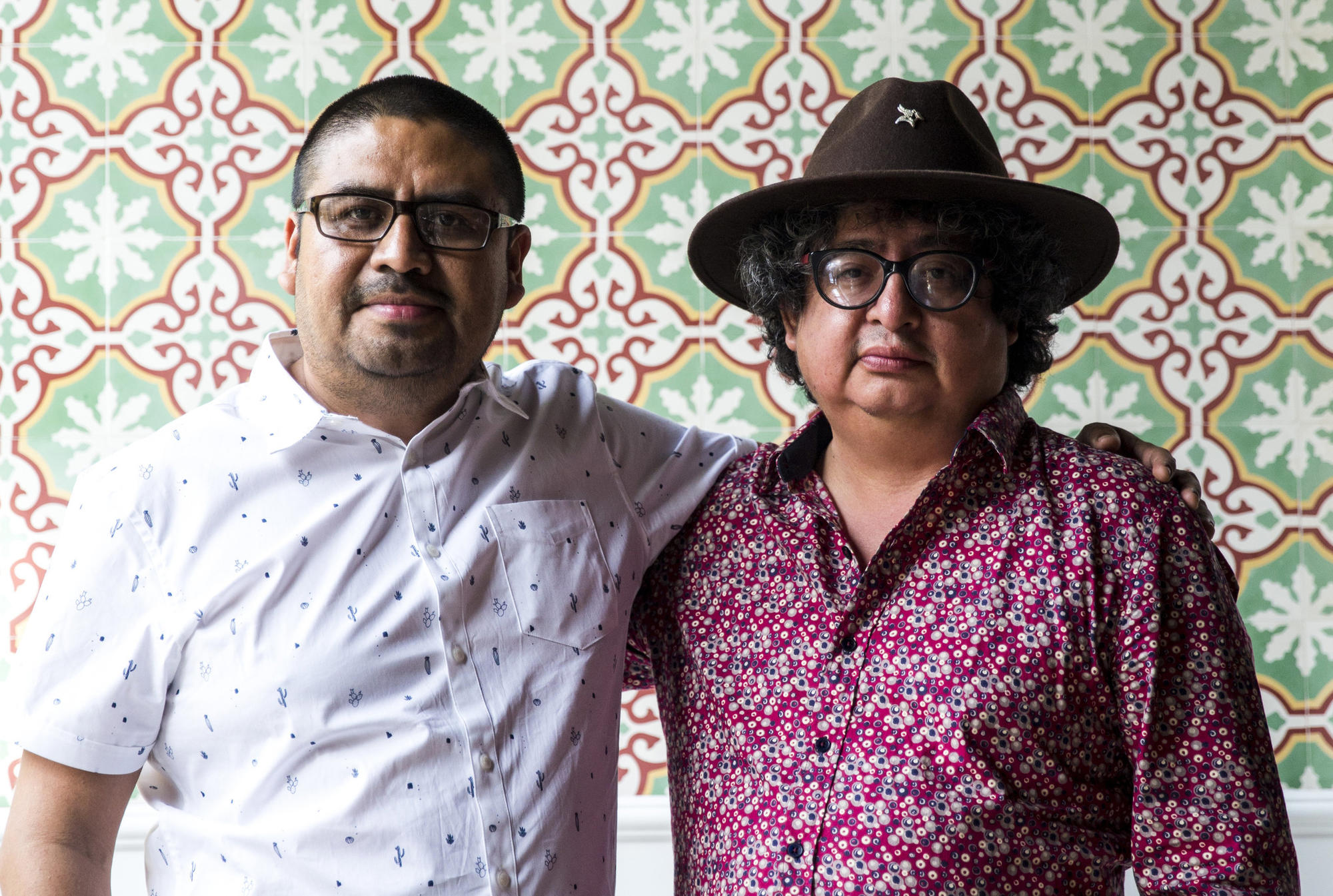 Mezcal crawl with Ulises Torrentera