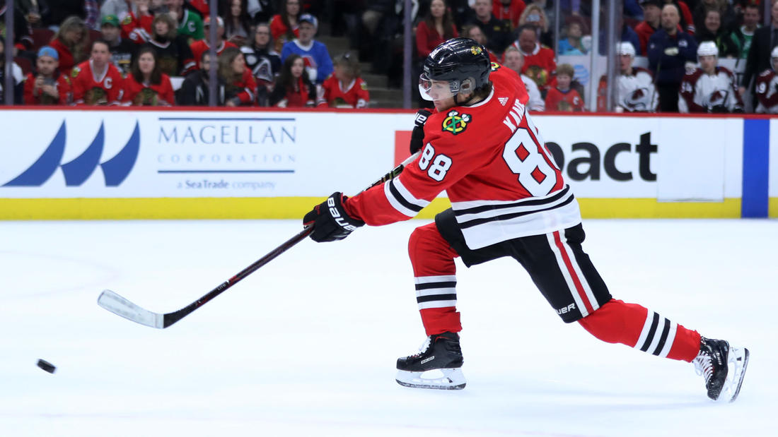 The Blackhawks' Summer Shopping List Should Include A Sniper For Patrick Kane