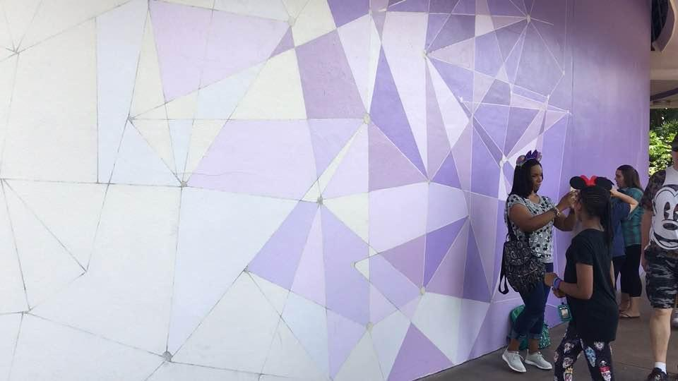 Disney S Purple Wall Isn T Immune To Change Orlando