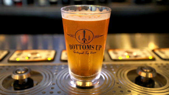 Bottoms Up Gastropub