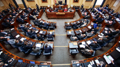 Medicaid, budget talk brings tension to General Assembly special session