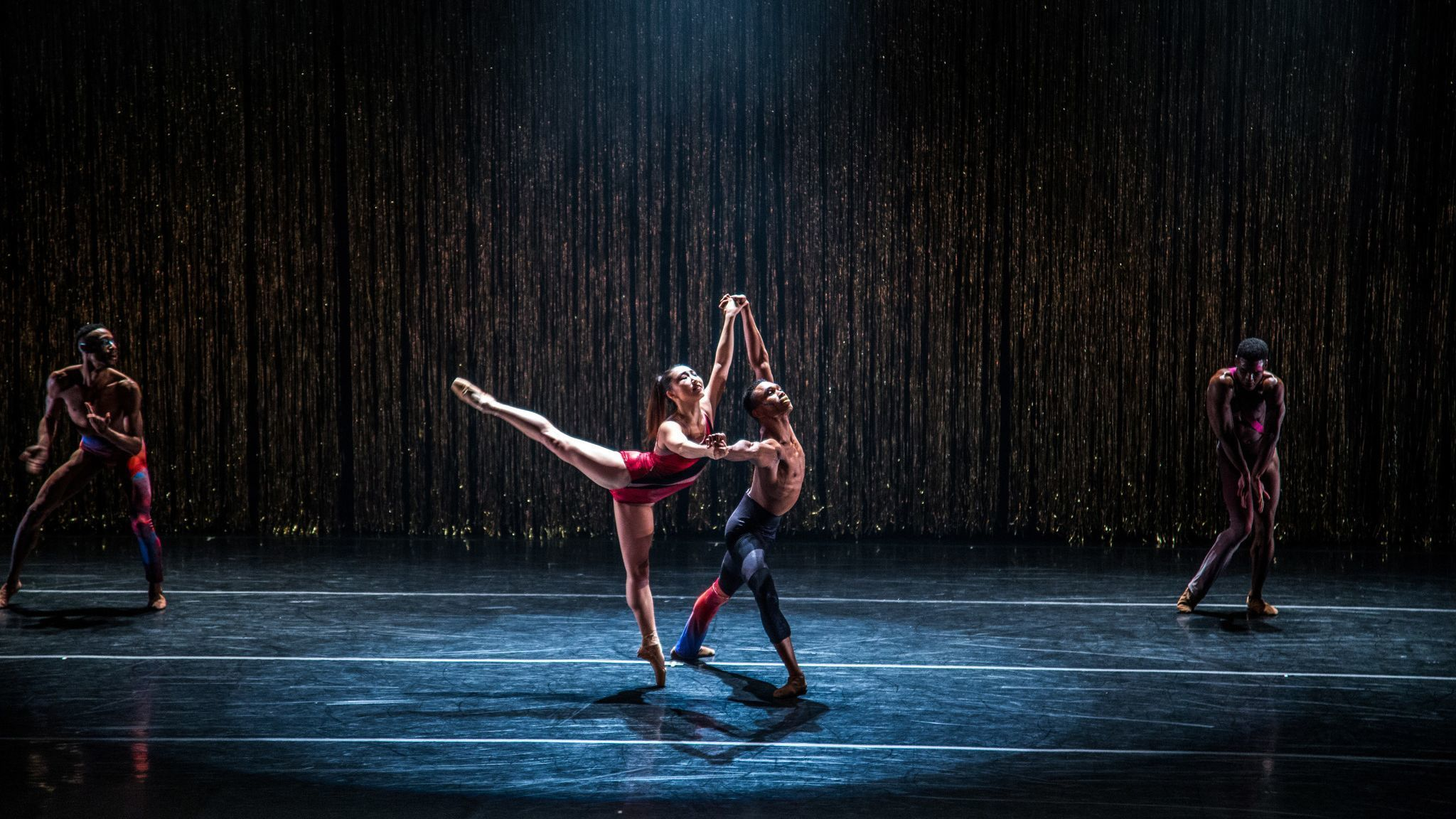 "Complexions Contemporary Ballet's ""StarDust"""