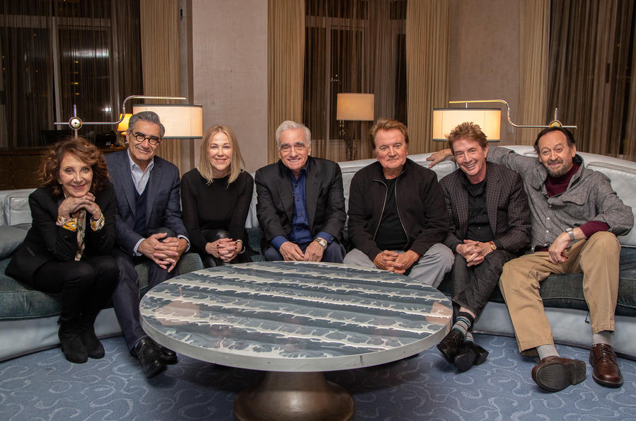 Martin Scorsese, Netflix reuniting 'SCTV' stars for comedy ...