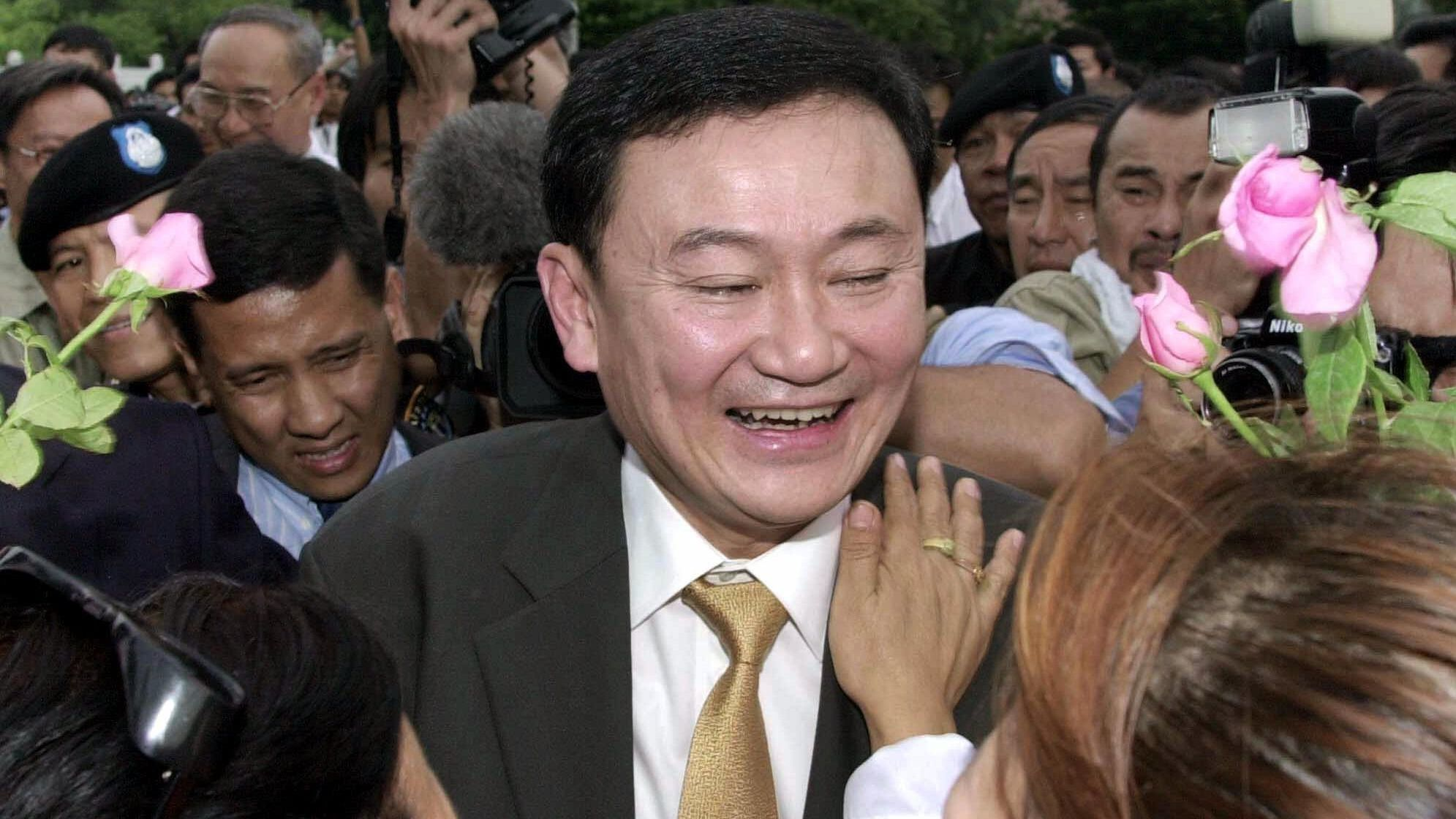THAKSIN SUPPORTERS