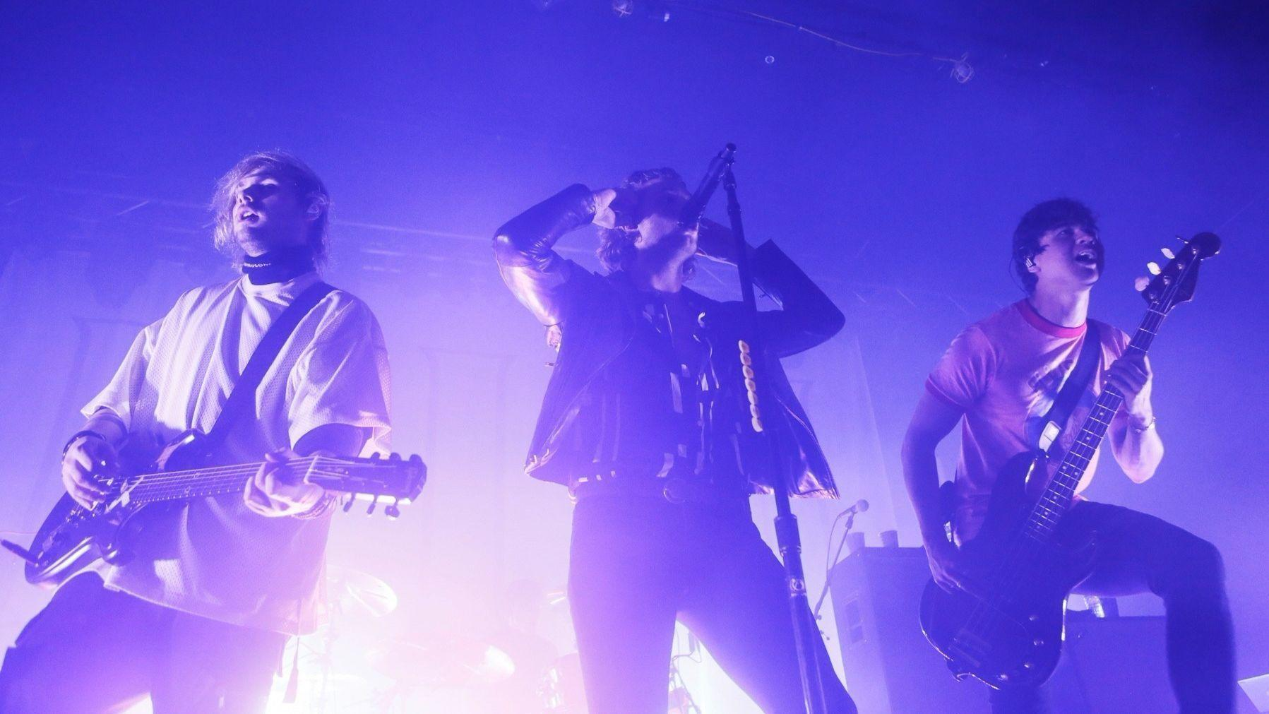 Review 5 Seconds Of Summer At Phillys Theatre Of Living Arts