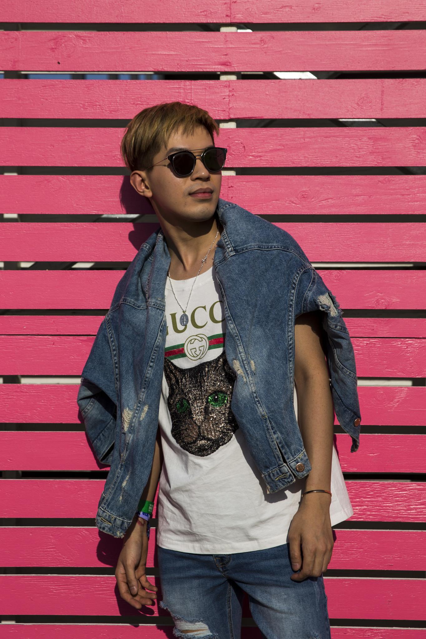 Less boho chic more streetwear style on the coachella fashion scene coachella fashion izmirmasajfo