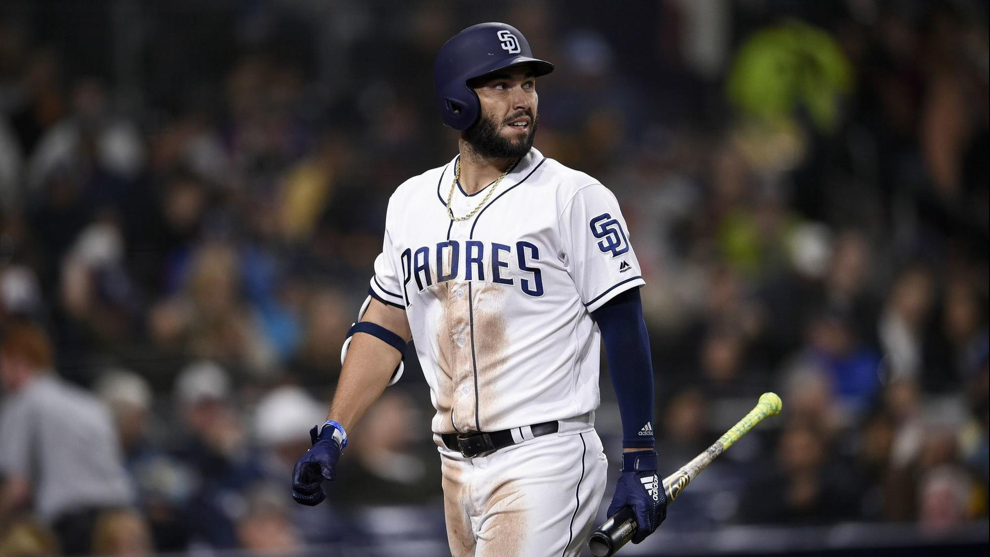 Sd-sp-padres-eric-hosmer-chase-headley-robbie-erlin-padres-0414