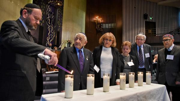 'You can't give up': Maryland Holocaust survivors share their stories so others won't forget | Baltimore Sun