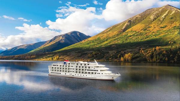 Closeup of Washington's Puget Sound on new five-day cruise