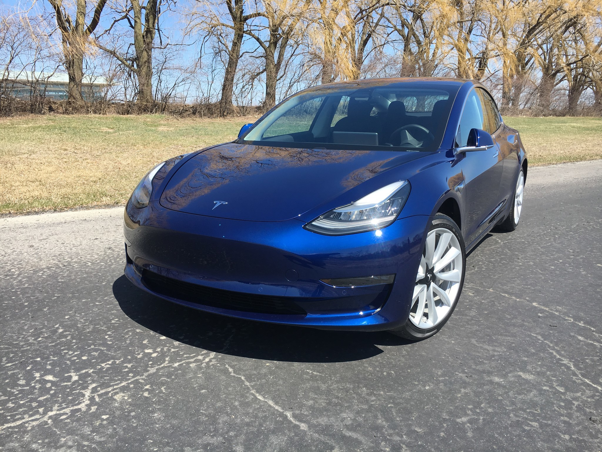 Tesla Model 3 just may be worth the wait