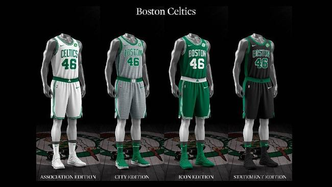 b0eeefff544c Ranking the NBA s new Nike-designed uniforms - Chicago Tribune