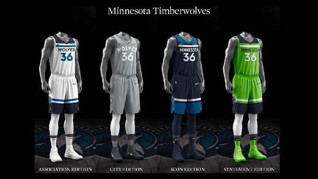 9ed69aecdf47 Ranking the NBA s new Nike-designed uniforms - Chicago Tribune
