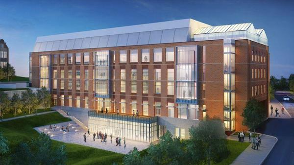 Towson University marks start of $180M project for new Science Complex on York Road | Baltimore Sun
