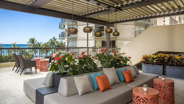 This Honolulu hotel-turned-resort has just four rooms per floor. Save 35% with introductory prices