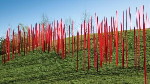 Biltmore's gardens set to sprout Chihuly glass works at historic North Carolina estate